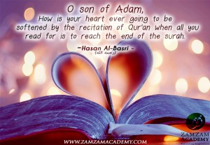 Oh son of adam