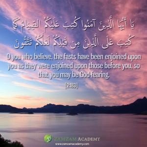 o you who believe