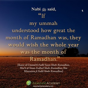 ramadhan great