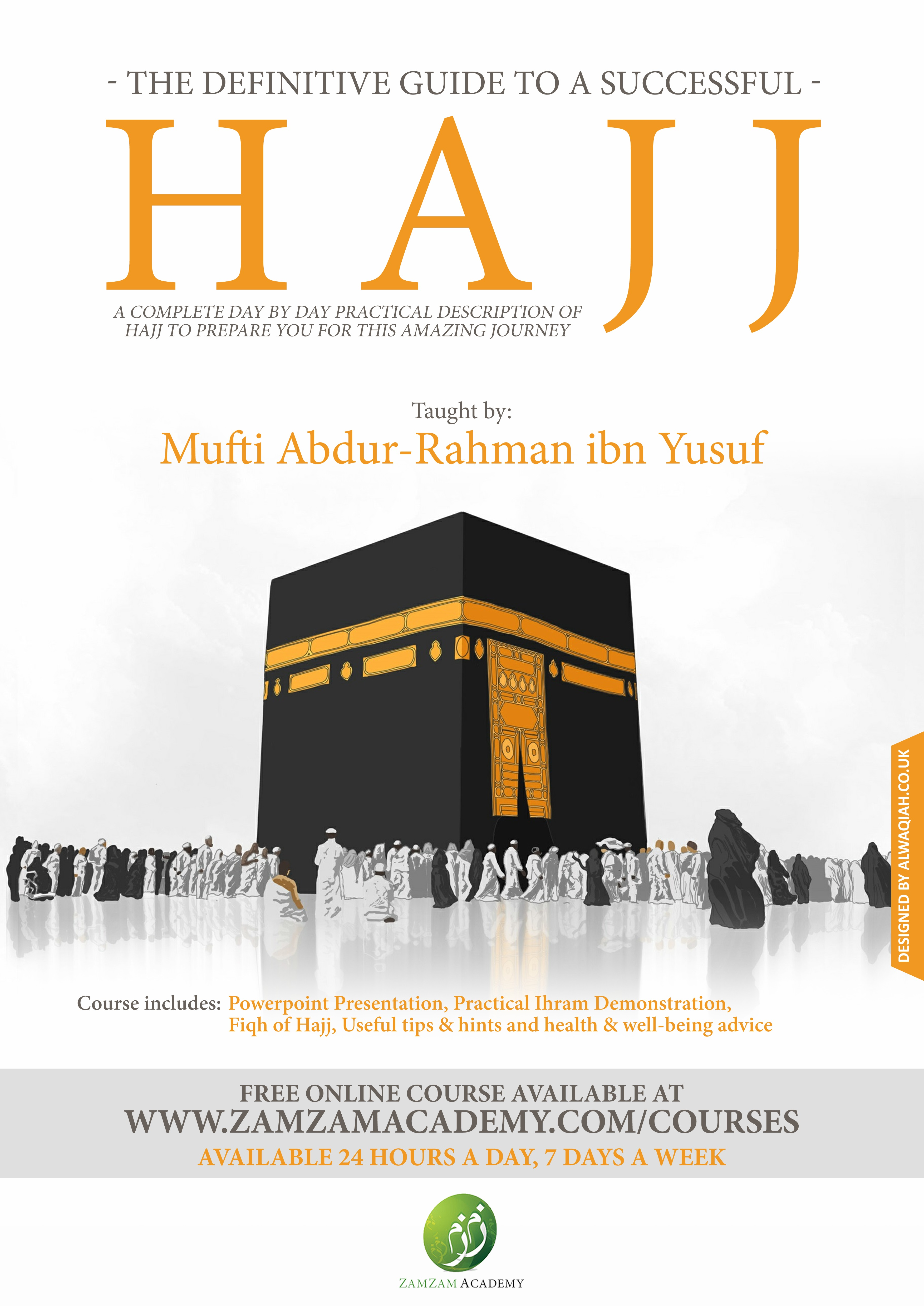 Free Online Course The Definitive Guide To A Successful Hajj